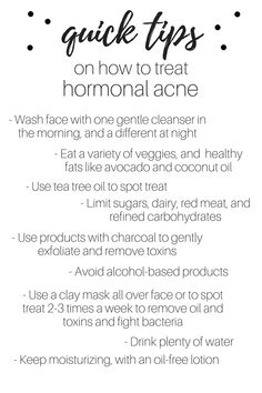 Hormonal Acne Treatments – Medications That Are Formulated to Treat and Cure Adult Hormonal Acne – Hormonal Acne Diet Plan Cystic Acne Treatment, Back Acne Treatment, Natural Acne Treatment, Acne Treatments, Overnight Acne Treatment, Def Not, How To Get Rid, Healthy Skin, Healthy Fats