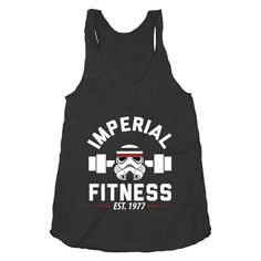 Imperial Fitness Storm Trooper Tank