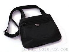 Authentic #Prada VA0563 Bags in Black onnline sale