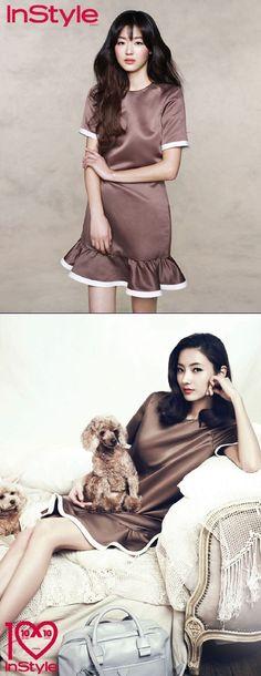 Who Wore It Better: Jeon Ji Hyun vs. Han Chae Young #kdrama
