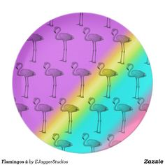 Get ready to shower them with amazing Flamingos wedding gifts from Zazzle! Personalise products today or create your very own design for something totally unique! Plates For Sale, Plate Design, Create Yourself, Wedding Gifts, Artist, Plaque Design, Wedding Day Gifts, Wedding Favors, Artists