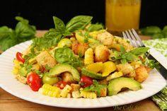 The Café Sucré Farine: A Special Treat from Lovely Tuscany - Panazella Salad