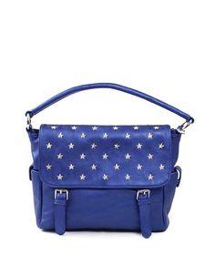 Τσάντα χειρός stars - Μπλέ 35,99 € Shoulder Bag, Handbags, Fashion, Moda, Totes, Fashion Styles, Shoulder Bags, Purse, Hand Bags