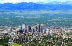 Denver, Colorado. My Home for over 12 years, & I loved every minute of it! Hope to own a home her again one day!