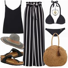 Summer Outfits: Pieces bei FrauenOutfits.de #mode #womenmode #frauenmode #outfi ...