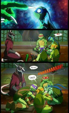 Comic by JazzTheTiger Cartoon Movie Characters, Cartoon As Anime, Cartoon Shows, Teenage Mutant Ninja Turtles 2012, Ninja Turtle Toys, Turtle Tots, Ninga Turtles, Ninja Turtles Art, Tmnt Comics