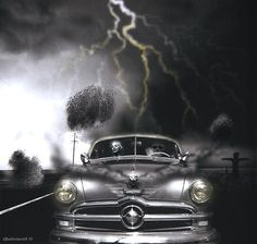 Surrealism Art - Thunder Road by Larry Butterworth Butterworth, Thing 1, All Poster, Surreal Art, Art Pages, The World's Greatest, Main Street, Art For Sale, Thunder