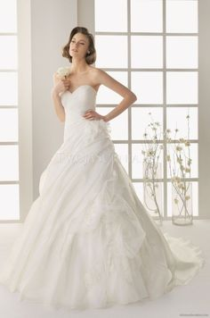 💟$441.99 from http://www.www.weddressous.com 💕💕Rosa Clara - Two 2013 (2013) - 151 Diploma💕💕https://www.weddressous.com/en/rosa-clara/13585-rosa-clara-two-2013-2013-151-diploma.html   #bridal #rosa #weddingdress #diploma #two #bridalgown #clara #mywedding #wedding