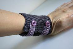 Tunisian Crochet Bracelet Pattern