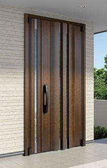 施工例   高断熱玄関ドア イノベスト   YKK AP株式会社 House Design, Door Design Interior, Modern Exterior Doors, Iron Gate Design, Modern Exterior, Front Door, Entry Doors, House Entrance Doors, Doors Interior Modern