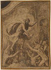 Christ in Limbo (Getty Museum)