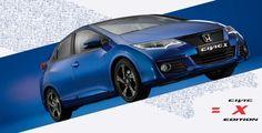 Limitowana seria Honda Civic X Edition ze starannie dobranymi, eleganckimi akcesoriami dostępna jest już od 72 800 zł!