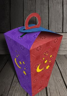 Make a Ramadan lantern using these Ramadan Lantern Craft Ideas For Kids and other Islamic Arts and Crafts Projects & Activities for Ramadan. Eid Crafts, Paper Crafts, Arts And Crafts Projects, Crafts For Kids, Baby Crafts, Lantern Crafts, Paper Lantern, Ramadan Lantern, Ramadan Activities