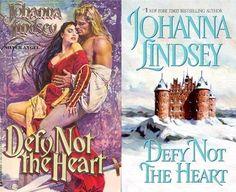 Johanna Lindsey - Defy Not The Heart - johanna-lindsey Photo