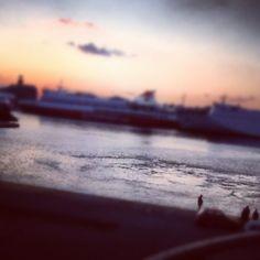 Piraeus Port's View ~ Gate 4