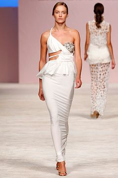 Ermanno Scervino - Women's Ready-to-Wear - 2013 Spring-Summer
