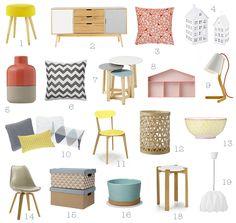 r novation maison un s jour la d coration scandinave pastel impressionnant et motifs. Black Bedroom Furniture Sets. Home Design Ideas