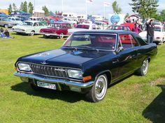 1966 Opel Diplomat Coupè
