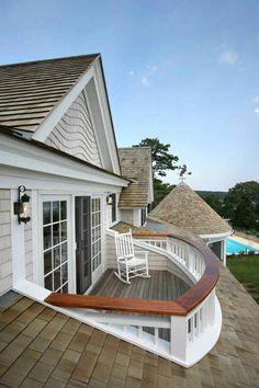 Master suite deck...yes please