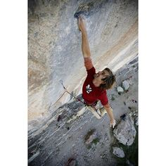 """Chris Sharma : """"three degrees of separation"""" in Ceuse!"""