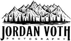 Jordan Voth | Seattle Wedding & Portrait Photographer | branding design