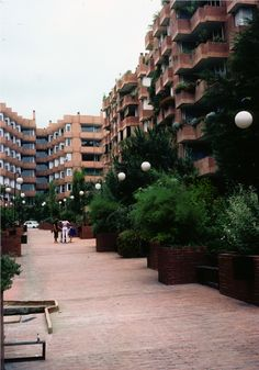 Las Cocheras Barcelona, 1973 José Antonio Coderch