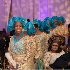 Make your next event super stylish with these Aso-Ebi ultimate fashion favorites. It's that time of year again when you have to think about putting on your best outfit to help celebrate the lives of friends and family coming together. This season, couples are embracing rich and vibrant...