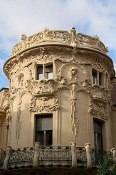 Art Nouveau Architecture 3