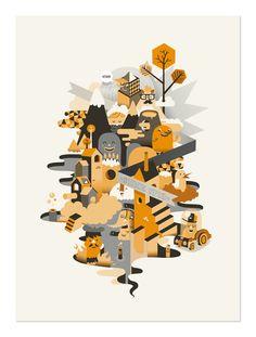 Orange County by ~patswerk on deviantART