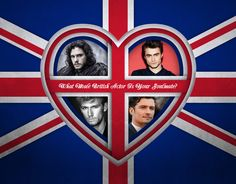 What Male British Actor Is Your Soulmate? - Quiz - Zimbio - Please feel free to share your results!