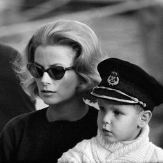 Grace Kelly and Prince Albert