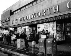 1960s detroit mi | 24847) NAACP, Demonstrations, F.W. Woolworth, Detroit, 1960