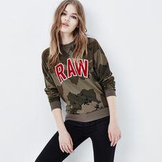 G-Star Raw Valera Sweater (390 BRL) ❤