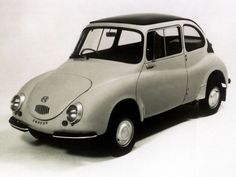 Subaru 360 type K111