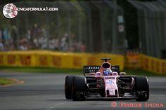 Pérez recibe una reprimenda por ir lento durante la clasificación  #F1 #Formula1 #AusGP