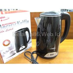 Maspion Automatic Electric Kettle UMP-1716B
