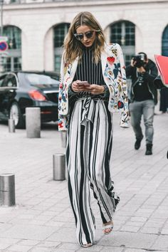 OP | Paris Couture Fashion Week | Collage Vintage