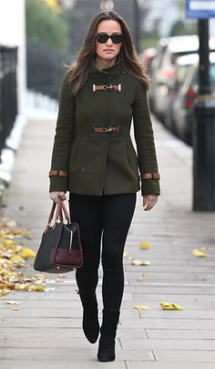 pippa middleton. i want all her jackets. now