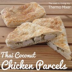 I'm not usually a huge fan of coconut but boy am I loving everything chicken and coconut at the moment, particularly with Thai flavours. I recently made my Thai