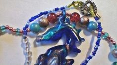 SeaHorse-Handmade-Copper-and-Glass-Pendant-Necklace