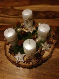 Tea Lights, Candle Holders, Candles, Homemade, Christmas, Diy, Ideas, Xmas, Home Made
