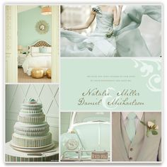 elegant flourish Inspiration Board, curated by guess what? at Minted