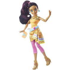 Disney Descendants Neon Lights Jordan of Auradon Prep Disney Descendants Dolls, Disney Barbie Dolls, Neon Outfits, Decendants, Ball Lights, Princess Zelda, Disney Princess, Mermaid Princess, Fairy Dolls