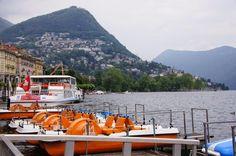 Rondom het Lago Maggiore: 3 Lugano 20 mei 2014