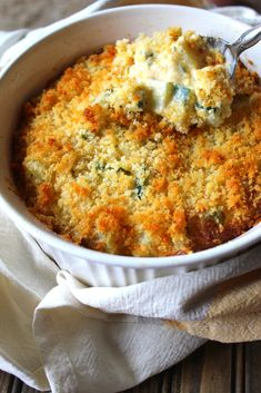 The best zucchini recipe around is this Easy Cheesy Zucchini Casserole which makes a great side dish and can use fresh or frozen zucchini. Best Zucchini Recipes, Healthy Zucchini, Veggie Recipes, Vegetarian Recipes, Cooking Recipes, Healthy Recipes, Zucchini Bites, Yellow Zucchini Recipes, Best Recipes