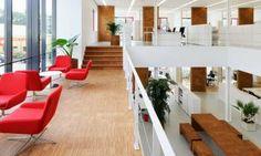 Office interior Vitals BV  www.ila.nl