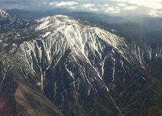 Mount San Jacinto, CA - AerialShots
