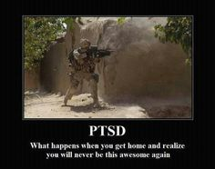 Please never turn a blind eye to a Veteran seeking your advice and help, you may be the very one who can help