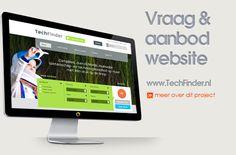 TechFinder.nl live