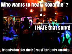 CrossFit #crossfit Roxanne #burpeessuck